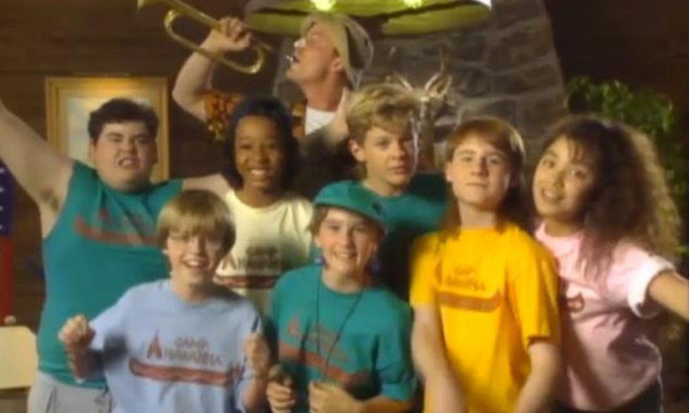 Salute Your Shorts Counselor