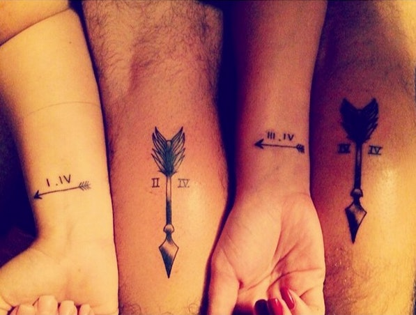 Rules of dating a tattoo artist