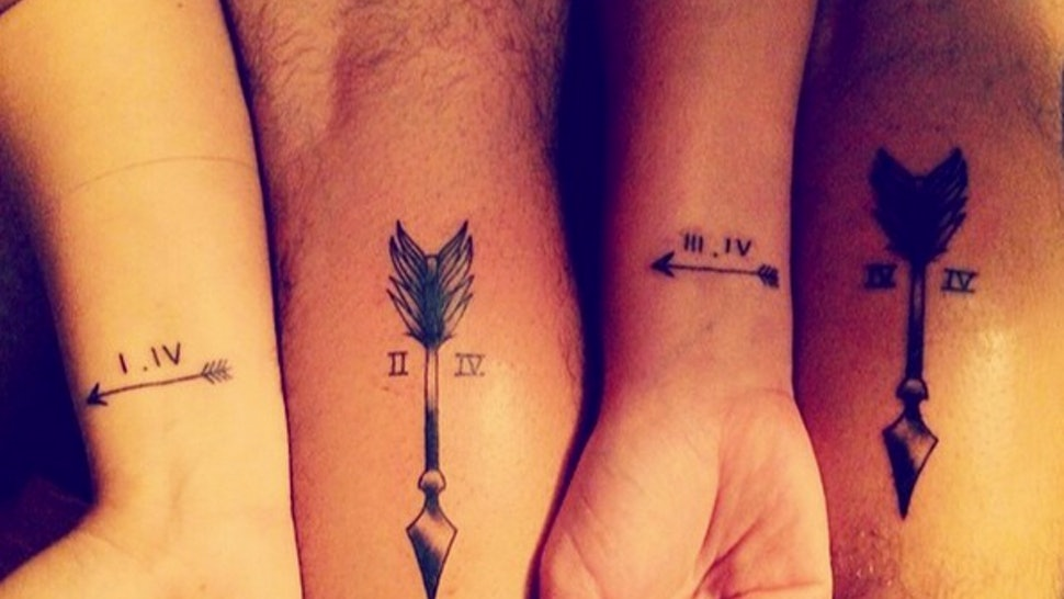 19 Sibling Tattoos You\'ll Still Appreciate Even When Your Brothers ...
