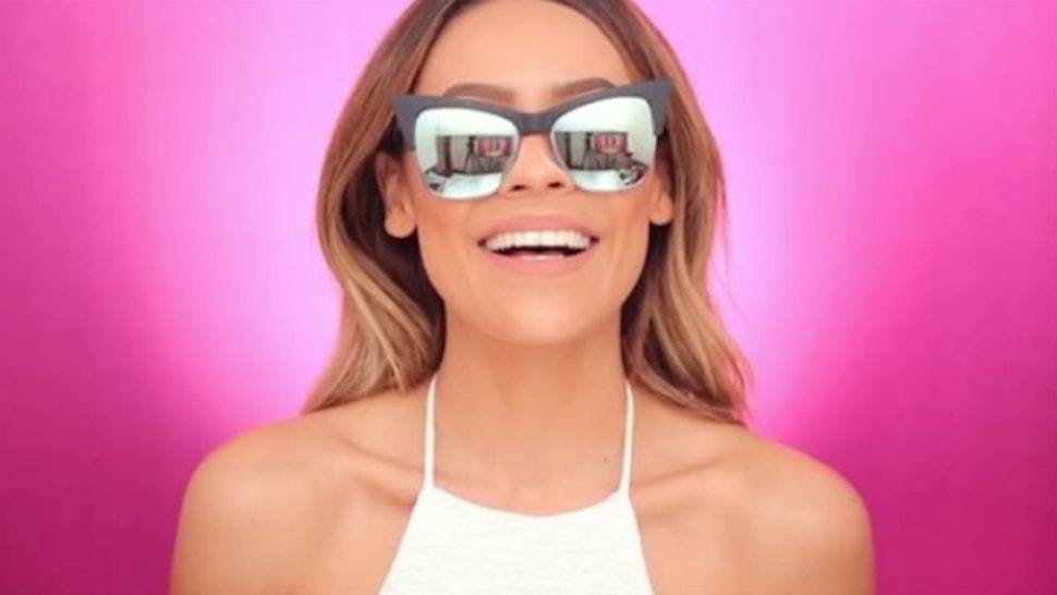 73751ea43f Twitter Reactions To Quay x Desi Perkins Will Have You Itching To Buy These  Sunnies