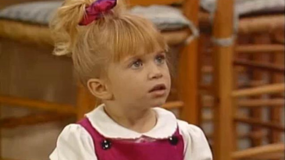 7 Adorable Full House Michelle Tanner Moments To Watch If You Re
