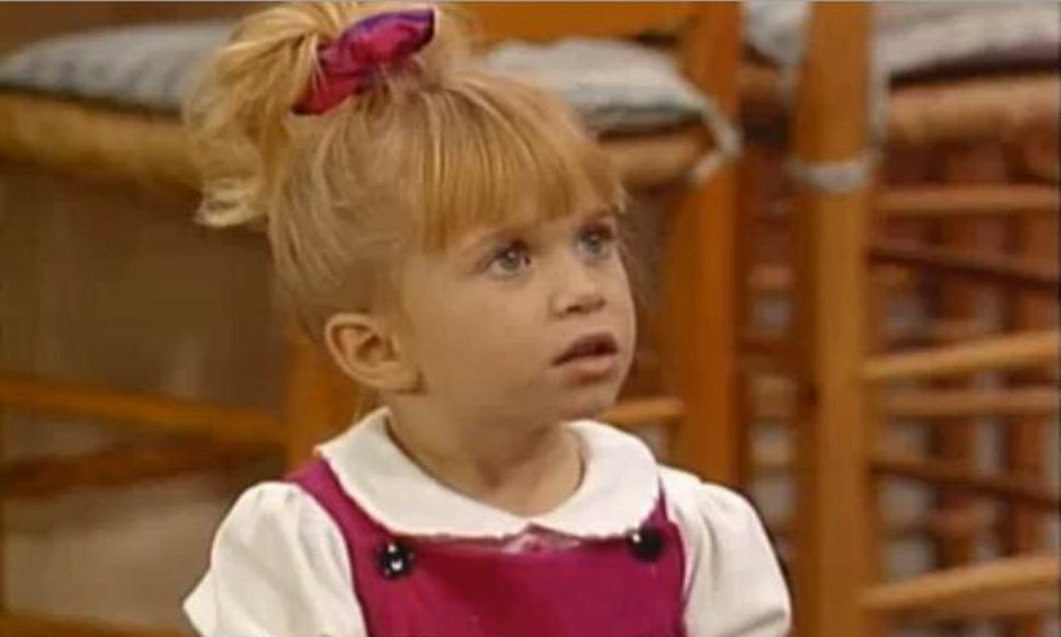 7 Adorable Full House Michelle Tanner Moments To Watch If Youre Mourning The Olsen Twins Not Returning For Reboot