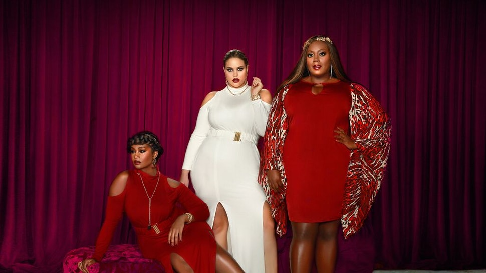 d29ce4edf7e Plus Size Designer Monif Clarke Reflects On 10 Years In The Plus Size  Fashion Industry