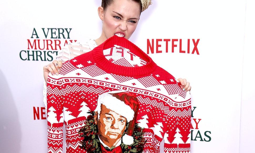 miley cyrus my sad christmas song is the perfect song for a lonely christmas - Miley Cyrus Christmas
