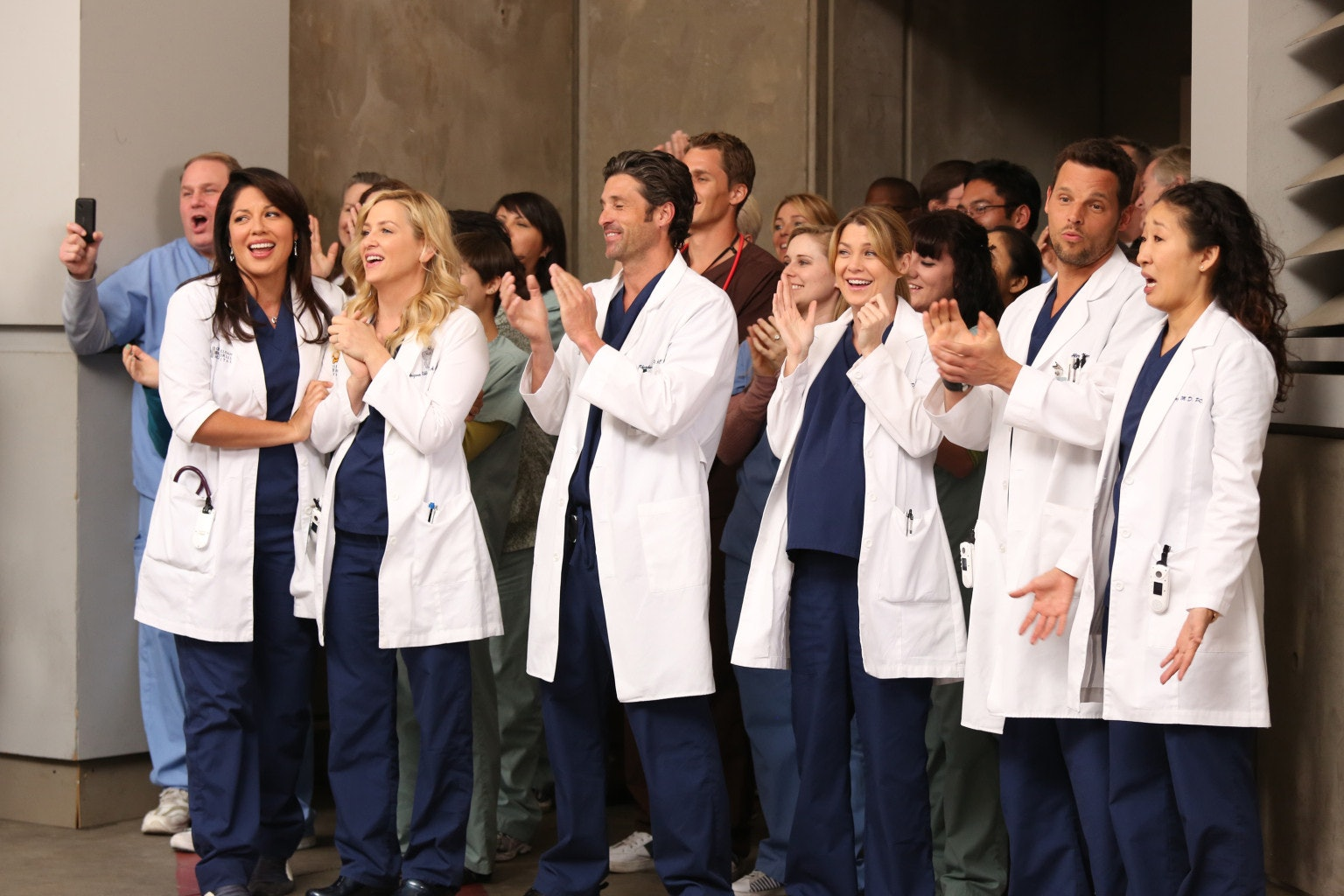 The Most Outdated Looks From Greys Anatomy Season 1 Prove Seattle