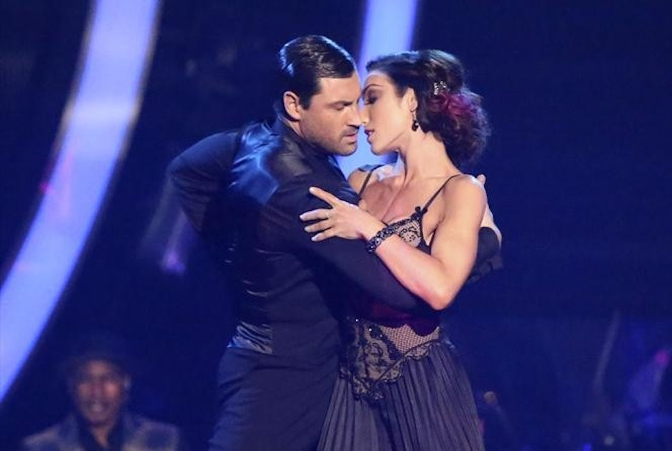 'DWTS'' Maks & Meryl May Not Officially Be Dating, But