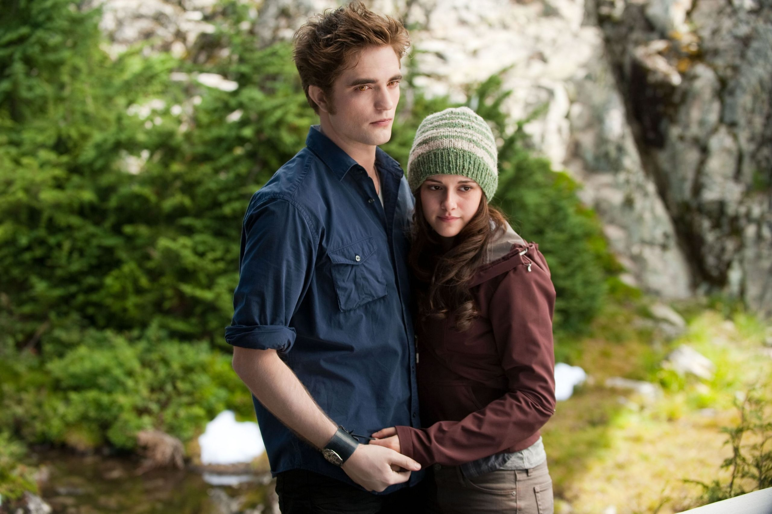 Twilight- bella and edward dating in real life