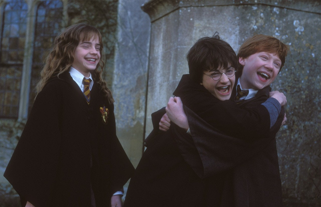 12 Reasons Hermione, Ron, & Harry Would Make The Best Friends IRL