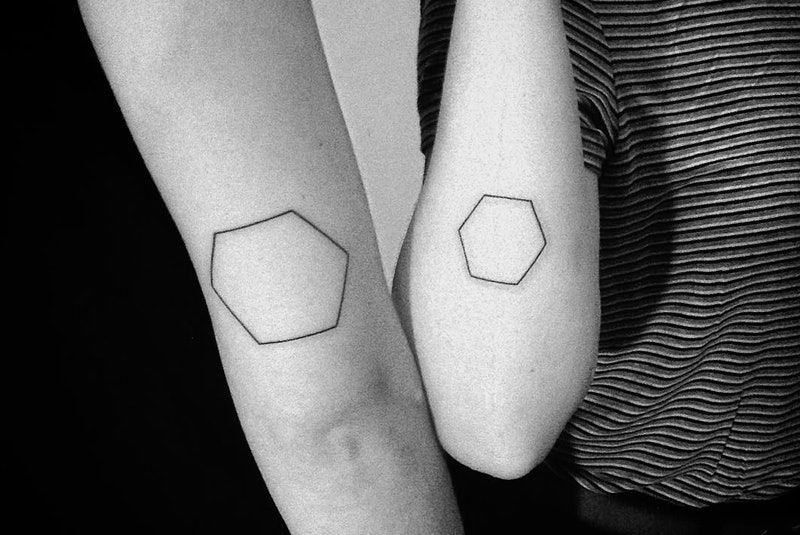 11 Cool Ideas For Line Tattoos Any Ink Lover Will Drool Over Photos