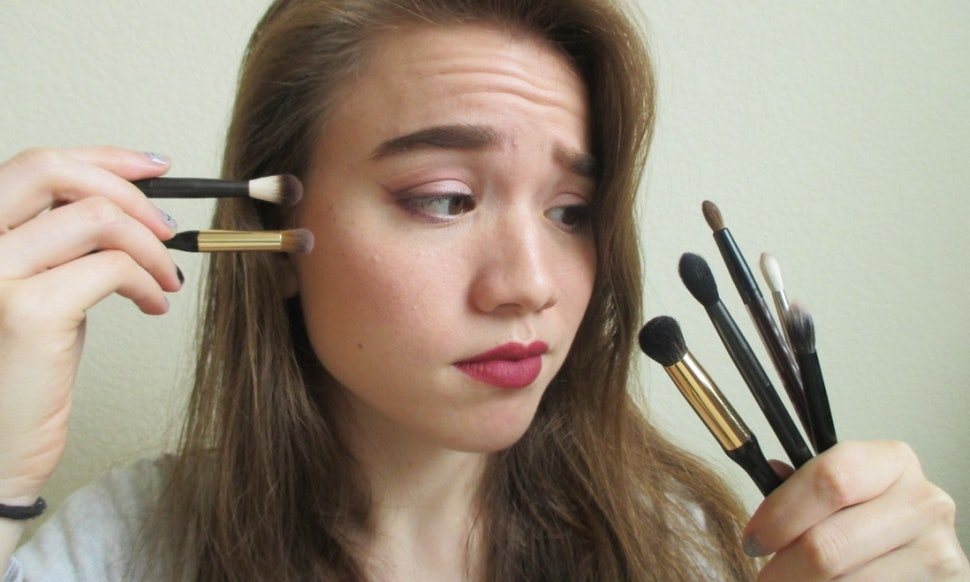 7 Types Of Eyeshadow Blending Brushes How To Use Them For Your
