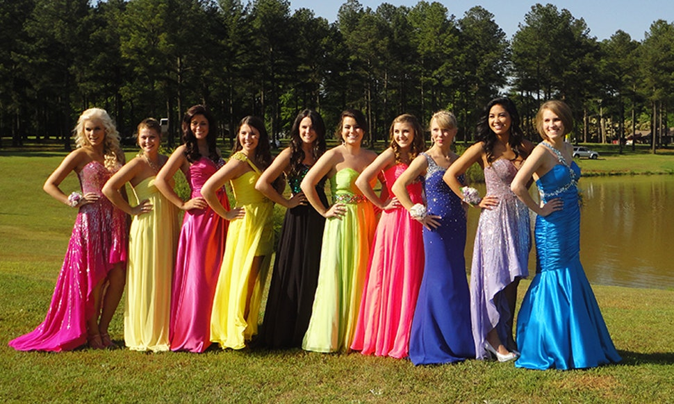 8 Reasons To Wear Your Prom Dress Again, Because Even Adults Deserve ...
