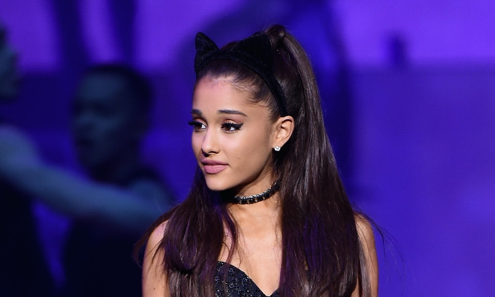 An Ariana Grande Hair Tutorial For Getting Her Signature Style