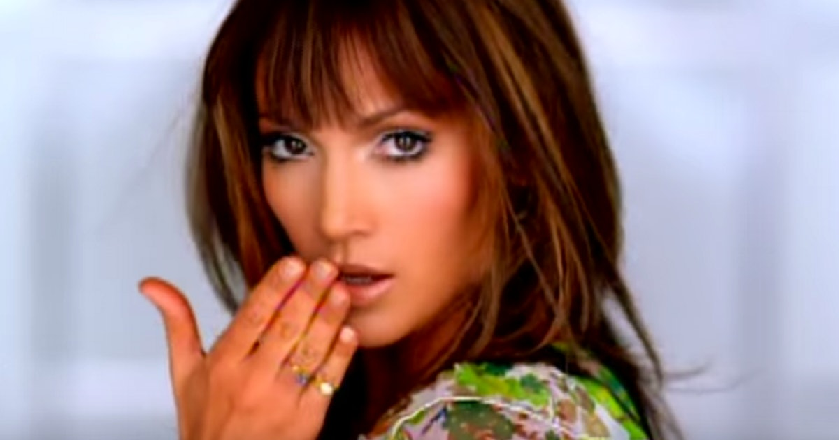 17 Of Jennifer Lopezs Music Video Hairstyles Ranked In Celebration