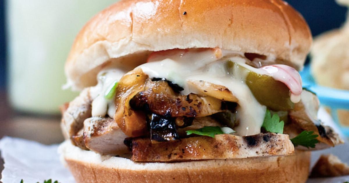 13 Burger Recipes For Memorial Day So You Can Kick Off Barbecue Season Right