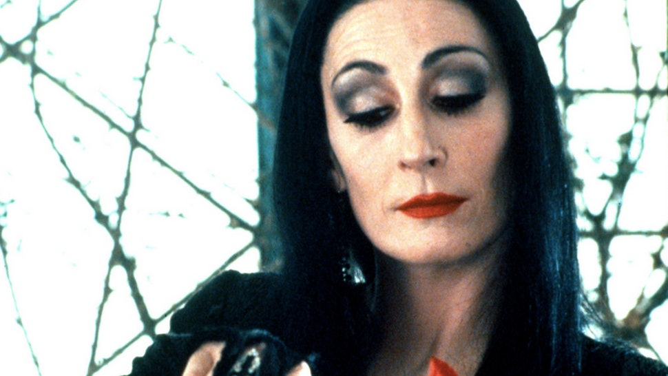 6 Quotes That Prove Morticia Addams Is A Feminist Queen Who