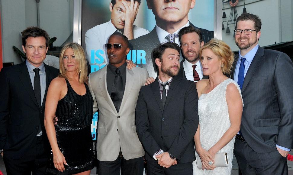 In Horrible Bosses 2 Trailer Jennifer Aniston Wants You