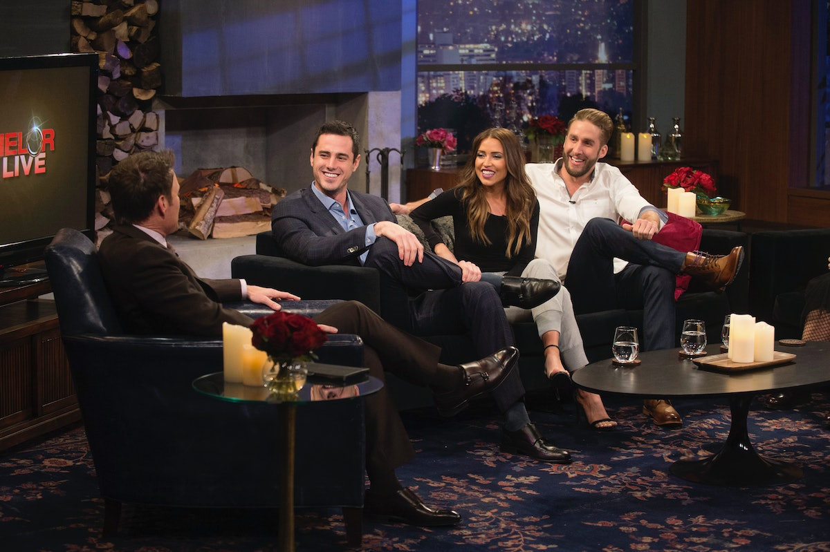 bachelor ben dating britt And, as many of you know, former bachelor/bachelorette contestants have started blogging for bachelortv and have been releasing video blogs of their insight on the show each week one of the women is former bachelorette from brad womack's season britt billmaier and she and ben f have been keeping a secret for the past few months.
