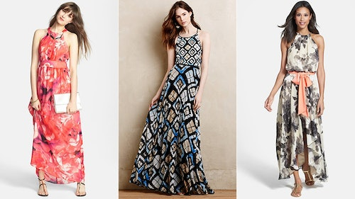 Can You Wear A Long Dress To A Wedding In The Summer? 13 ...