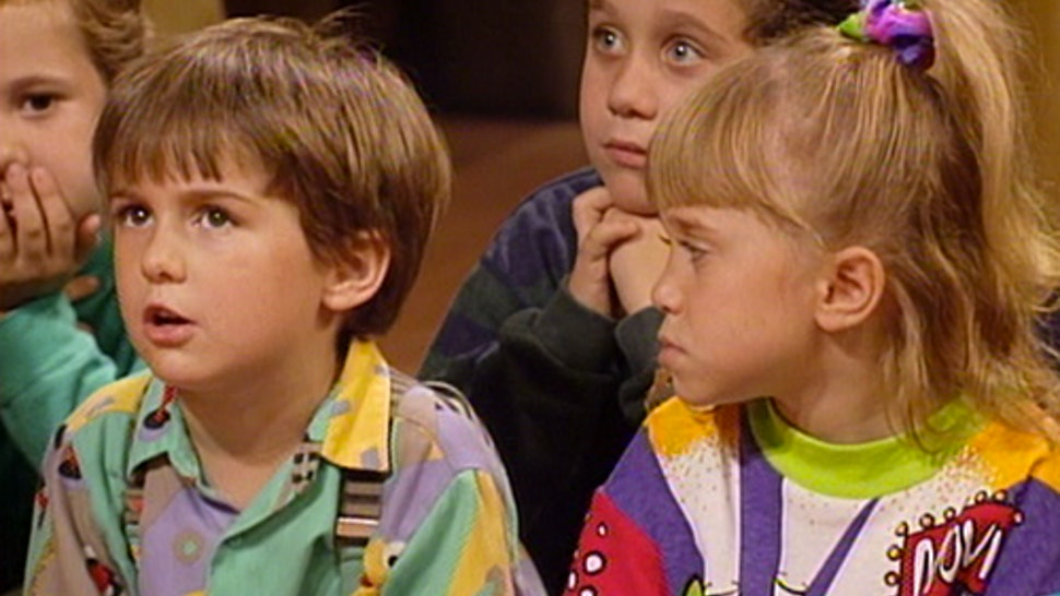 Where Is Michelle S Friend Aaron From Full House Now Miko Hughes