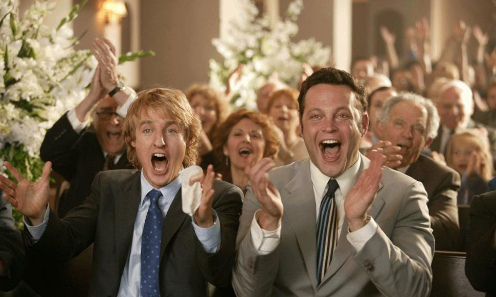 How to crash a wedding inspired by wedding crashers 10th anniversary solutioingenieria Choice Image