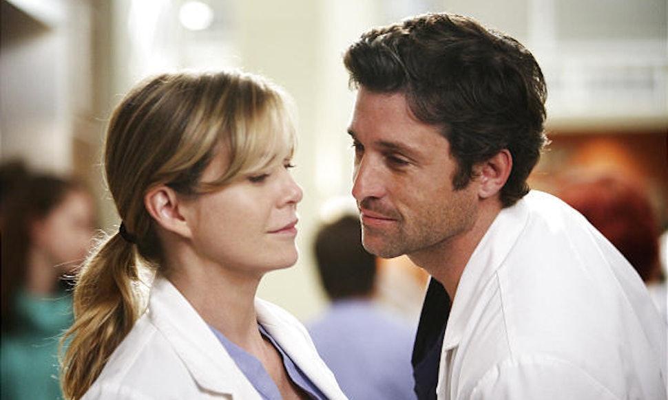 Картинки по запросу Meredith Grey and Derek Shepherd