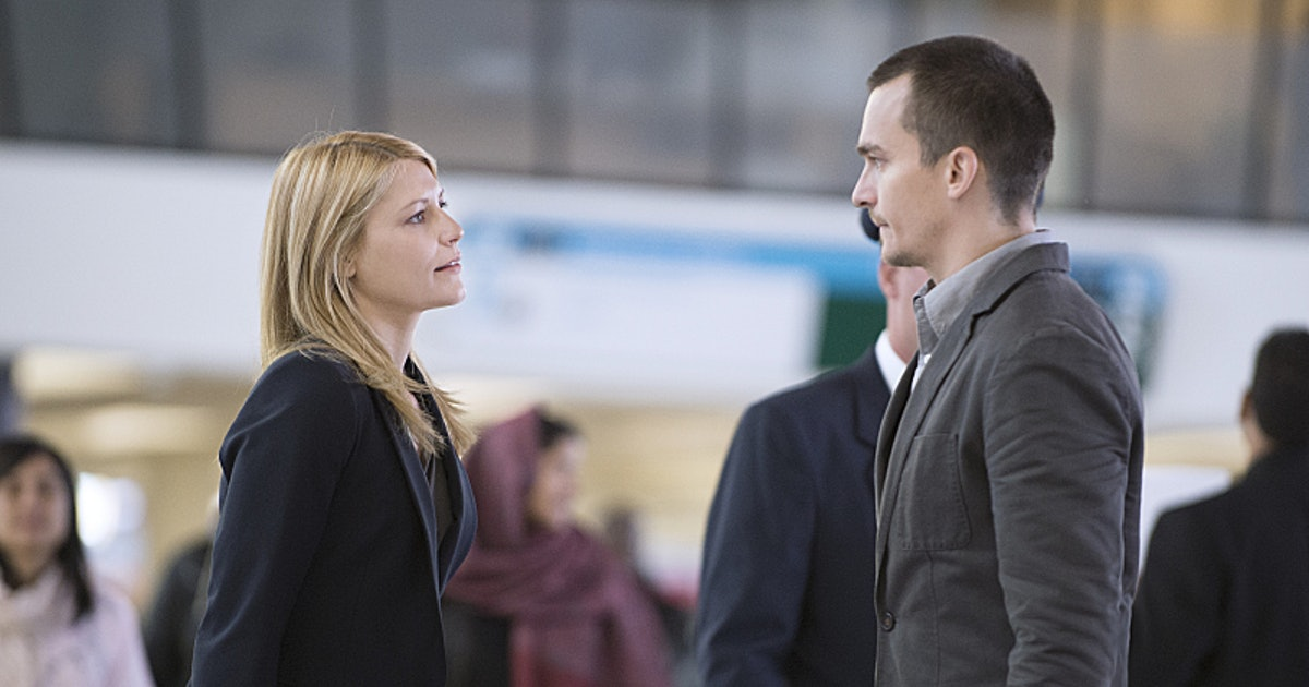 Will Carrie & Quinn Hook Up In 'Homeland' Season 5? This