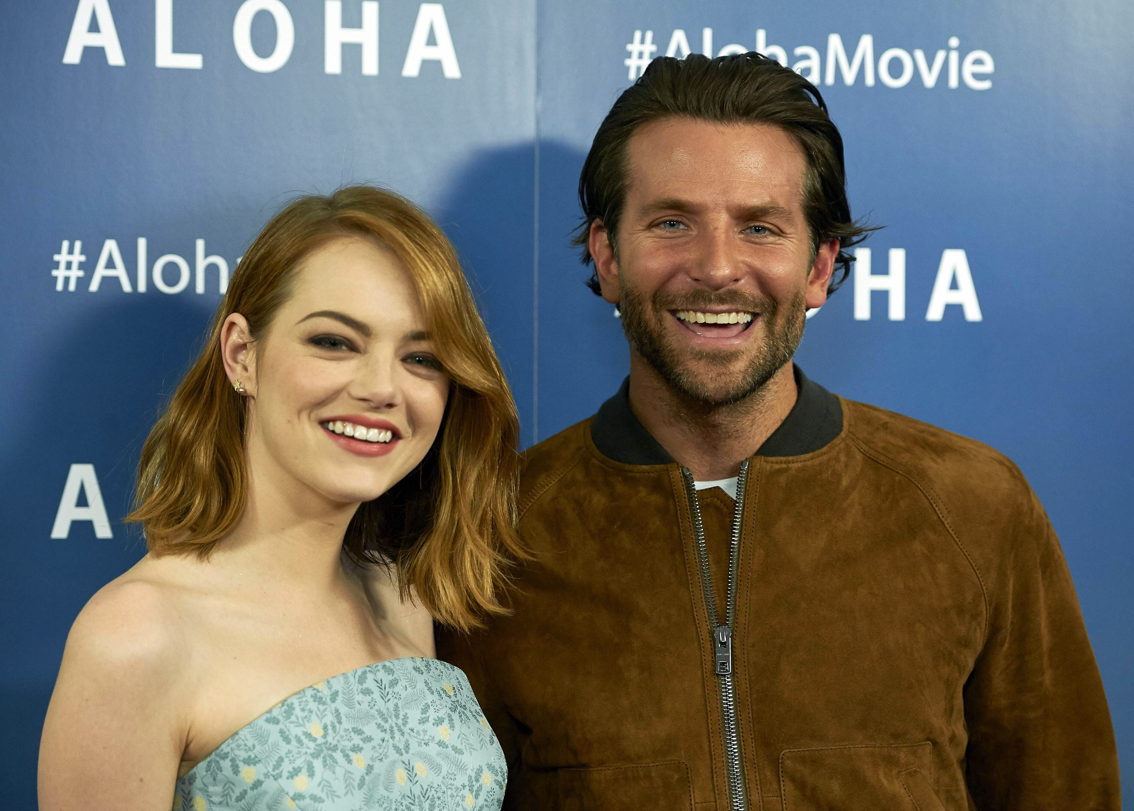 Is emma stone dating bradley cooper