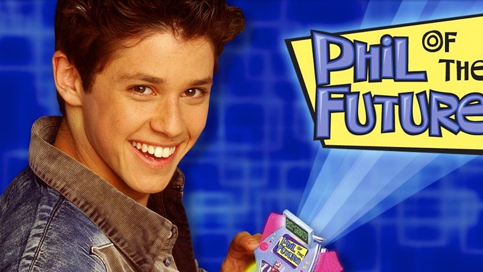Image result for phil of the future