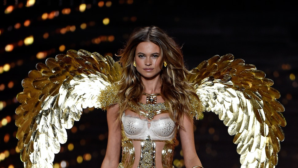 da6c4a8404 The 2014 Victoria s Secret Fashion Show Gift Guide — Because We re All  Angels