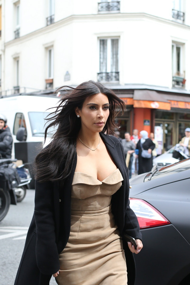 Wait, Theres More of Kim Kardashians Nakedness? Magazine