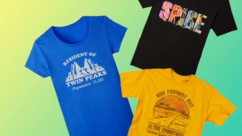 a00a8013bb07d Throwback '90s Fan Girl Shirts That Look So Much Cooler Now