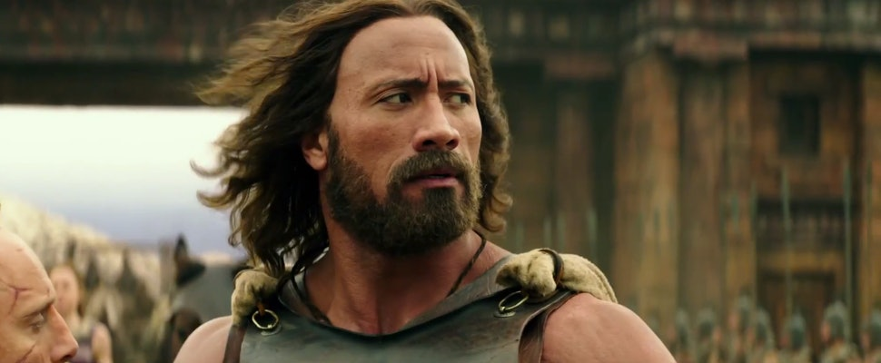 Hercules Trailer Features Dwayne The Rock Johnson But Hes Hardly