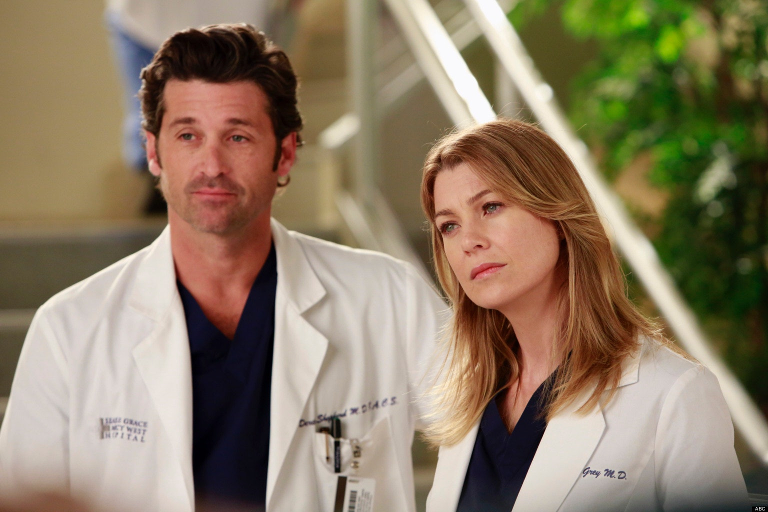 Meredith grey derek shepherd