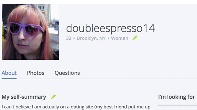 Most cliche online dating profiles