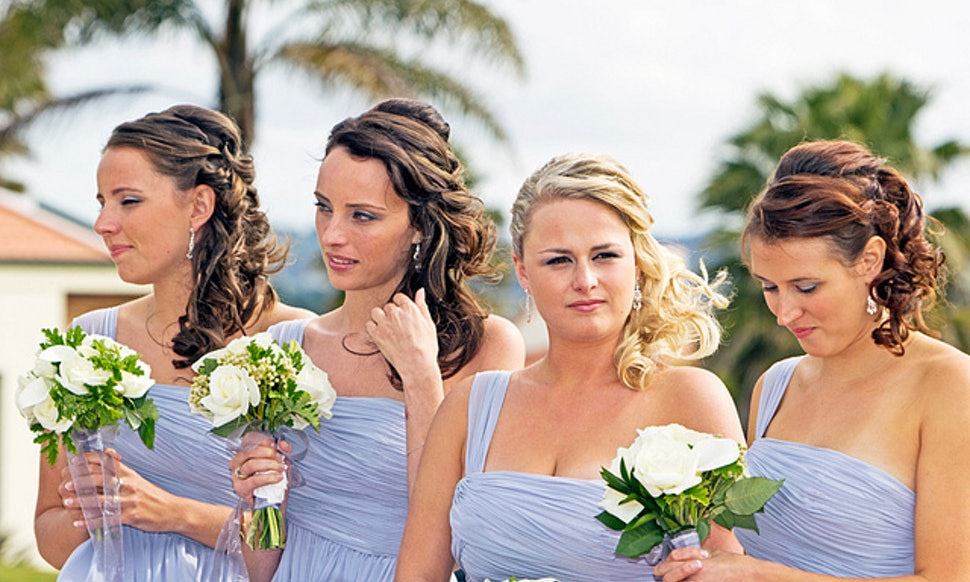 8 Things Bridesmaids Are Really Tired Of Hearing Because No We Will Never Wear That Dress Again