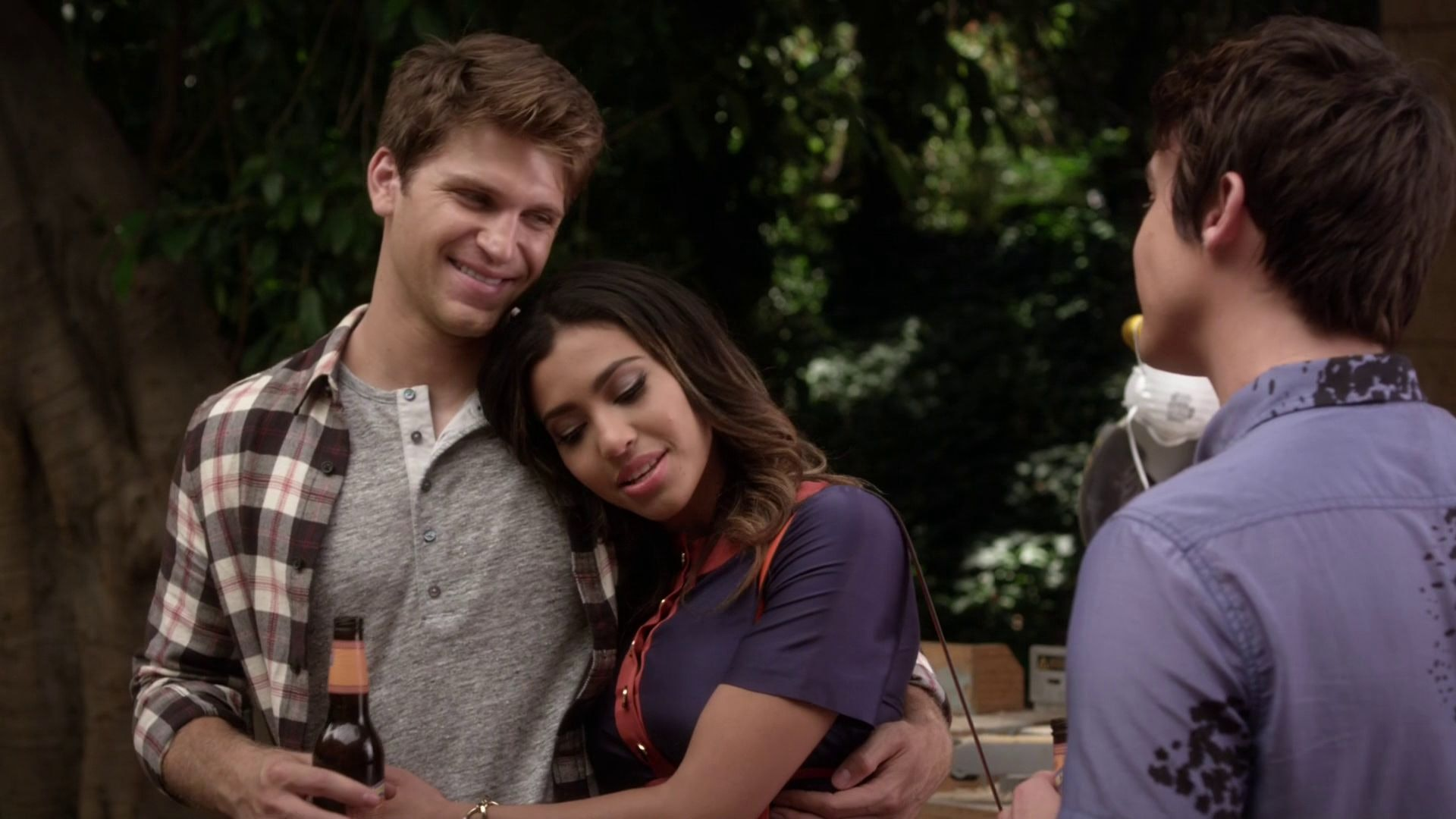 Caleb and spencer dating pll finale