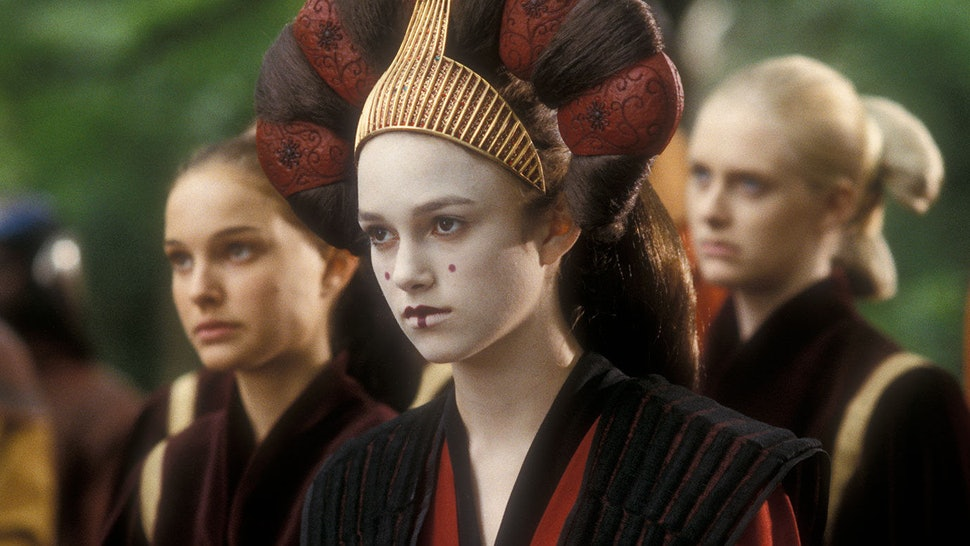 11 Star Wars Actors You Never Knew Were In The Series Rose Byrne