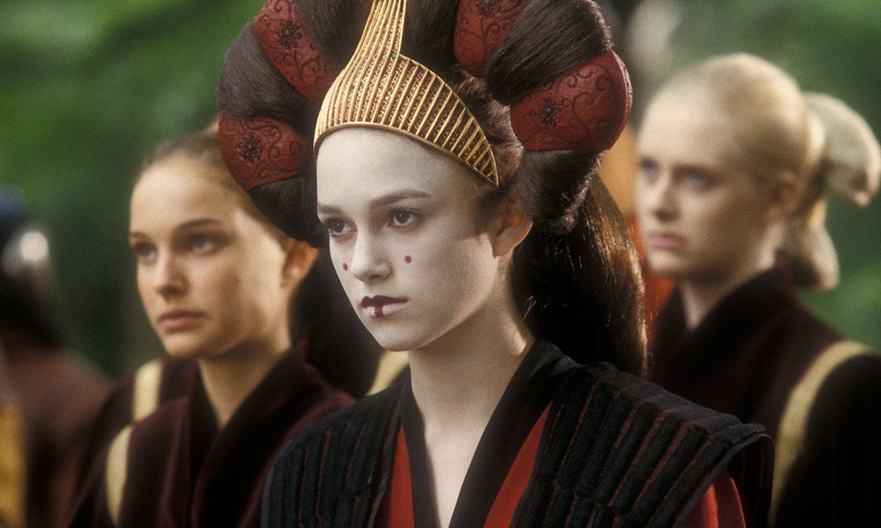 11 'Star Wars' Actors You Never Knew Were In The Series (Rose Byrne, Was That You?)