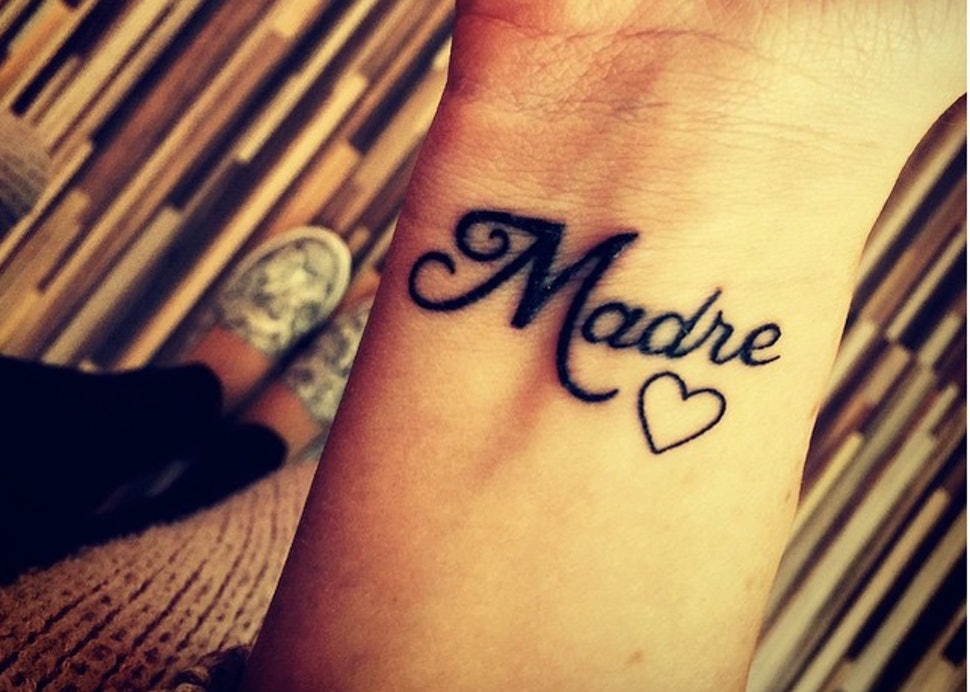18 Amazing Tattoos People Got For Their Mothers For Your Mother S