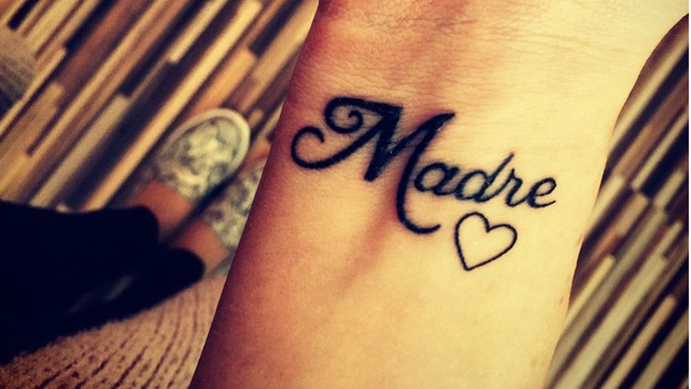 18 Amazing Tattoos People Got For Their Mothers For Your Mothers
