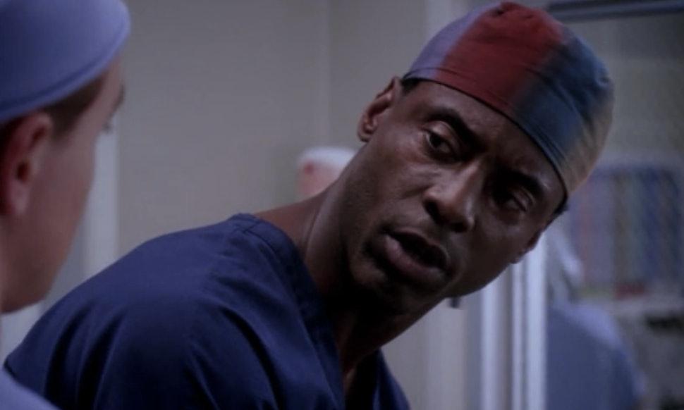 Isaiah Washington\'s Preston Burke Is Returning To \'Grey\'s Anatomy ...