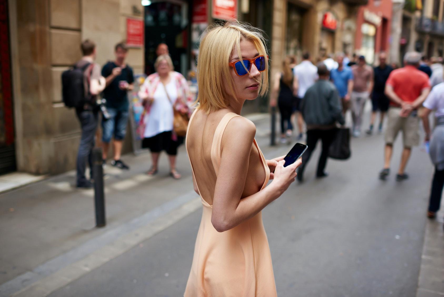 Vikki thomas boobs photo