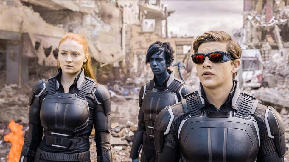 The 'X-Men: Apocalypse' Cast Is So Huge It Makes 'Civil War' Look Small