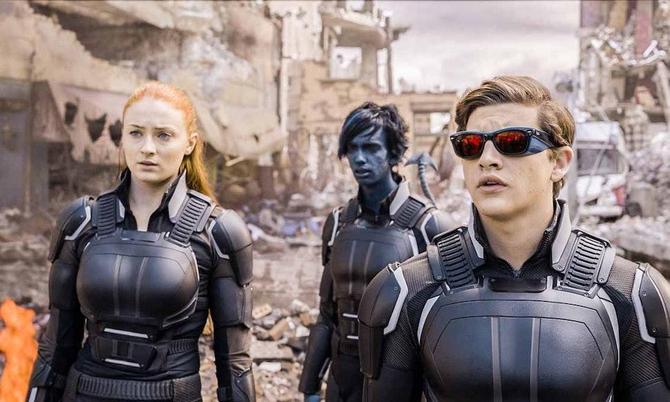 the x men apocalypse cast is so huge it makes civil war look small