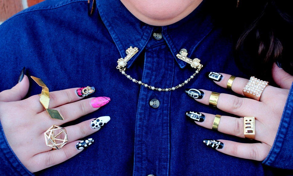 9 Things Women With Long Nails Are Sick Of Hearing About Their ...