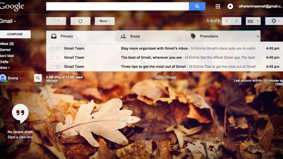 How To Use The New Gmail Themes, Because There Are Infinite