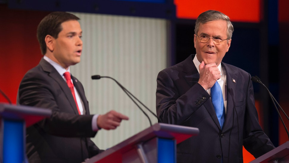 The Funniest GOP Debate Quote Has Jeb Bush Loving Dulce Candy The Adorable Jeb Bush Quotes