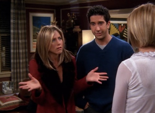 66e40145 Every Outfit Rachel Ever Wore On 'Friends', Ranked From Best To ...