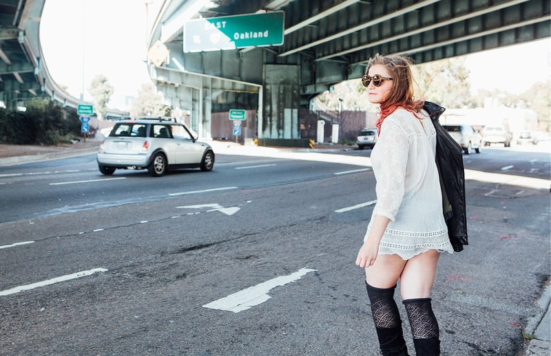 Find out how to make your thigh highs stay up and how to keep thigh highs up throughout the day, no ...
