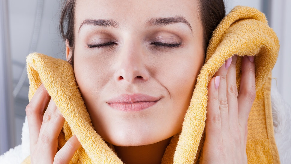 "Image result for face steaming with towel"",nari"